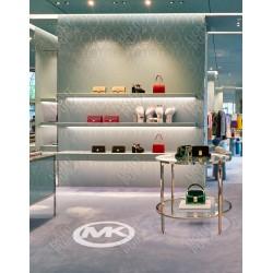 Projection logo lumineux magasin boutique point de vente