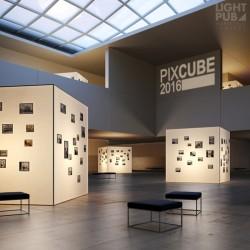 Projection gobo signalétique message musée et exposition