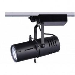 Projecteur LED cadreur, découpe, gobo avec zoom